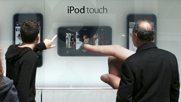 iPod touch - Sputnik Polska