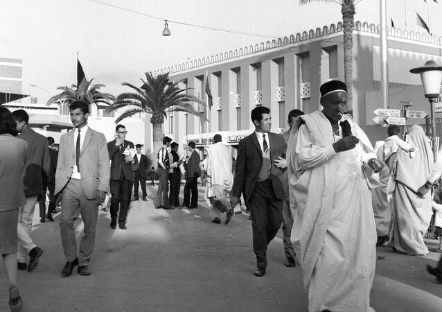 Trypolis, Libia, 1969 rok