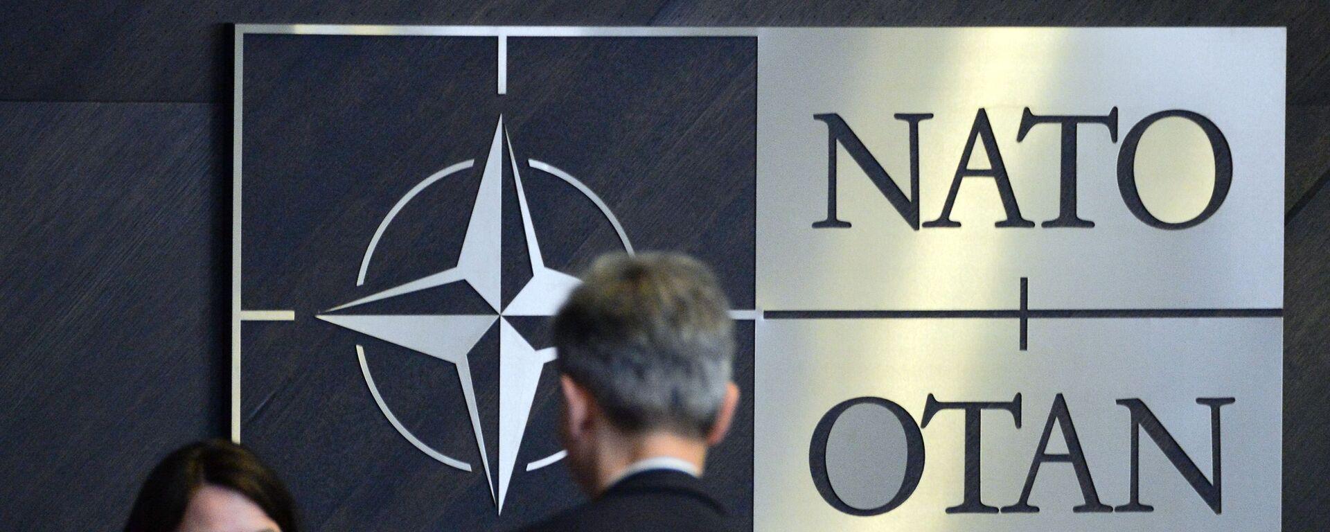 Kwatera Główna NATO w Brukseli - Sputnik Polska, 1920, 09.10.2019