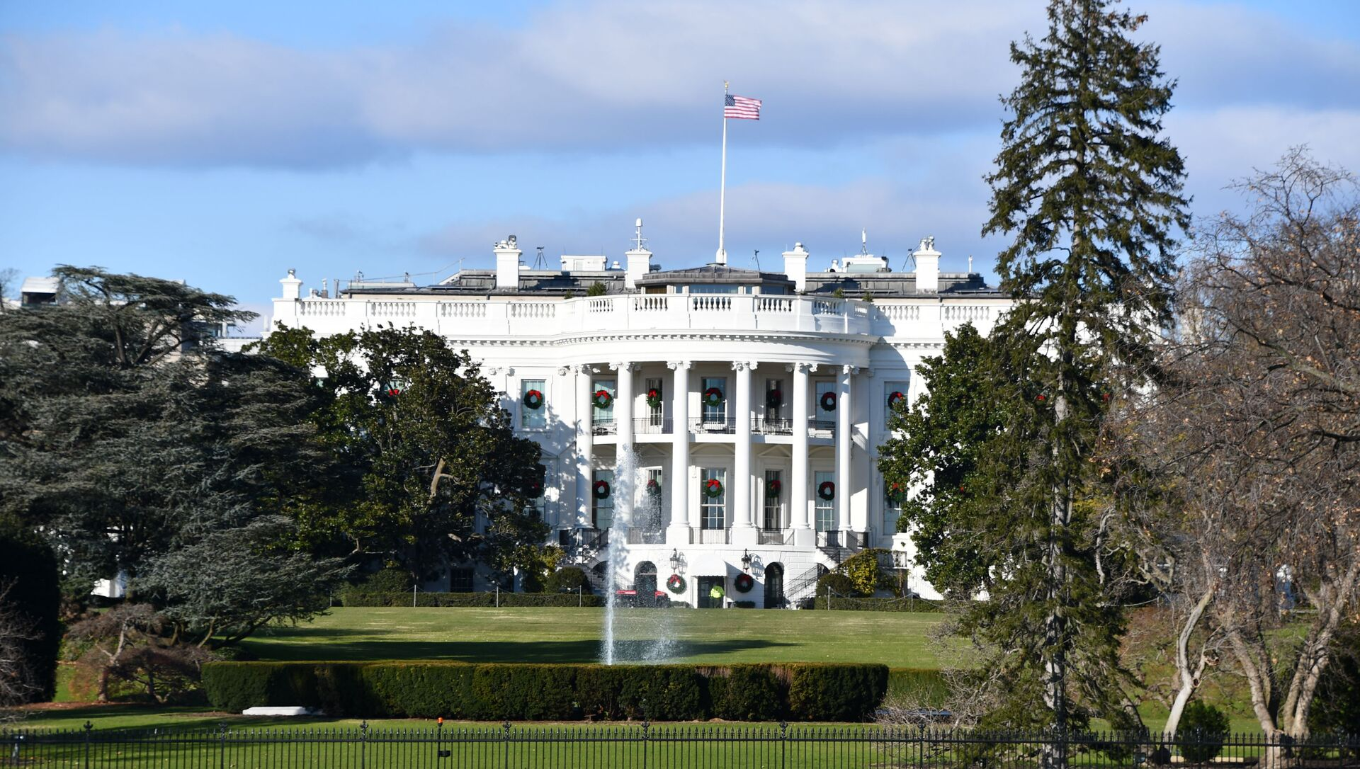 Biały Dom w Waszyngtonie - Sputnik Polska, 1920, 08.05.2021