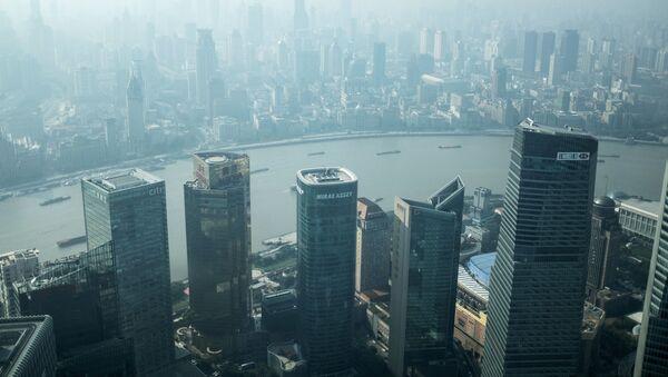 Shanghai World Financial Center - Sputnik Polska