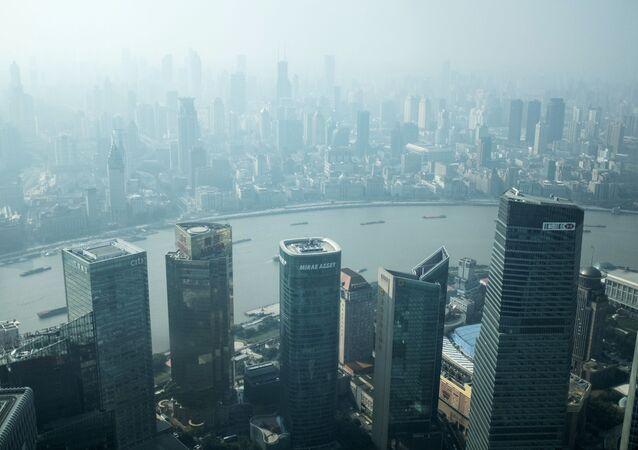 Szanghajskie Światowe Centrum Finansowe