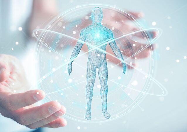Komputerowy model ludzkiego ciała