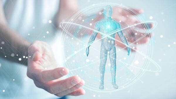 Komputerowy model ludzkiego ciała - Sputnik Polska