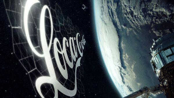 Reklama w kosmosie - Sputnik Polska