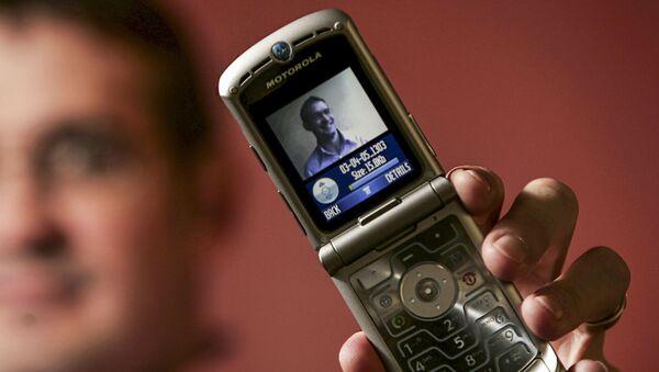 Motorola Razr. Zdjęcie archiwalne - Sputnik Polska