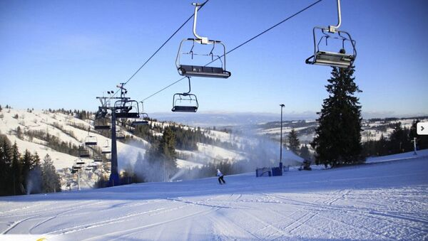 Ski Suche - Sputnik Polska