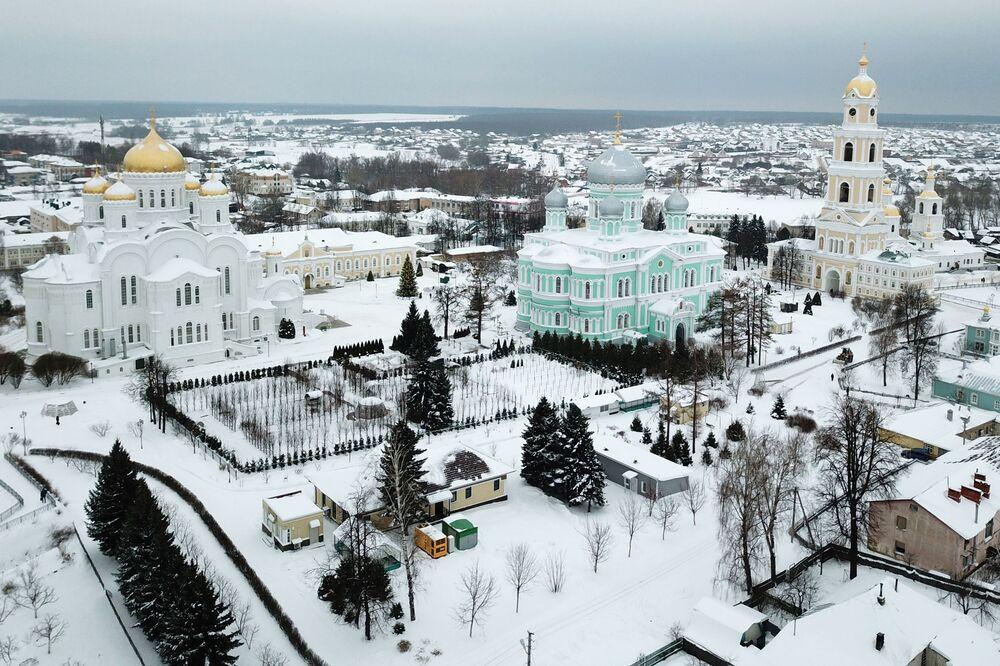 Monaster Trójcy Świętej i św. Serafina z Sarowa w Diwiejewie