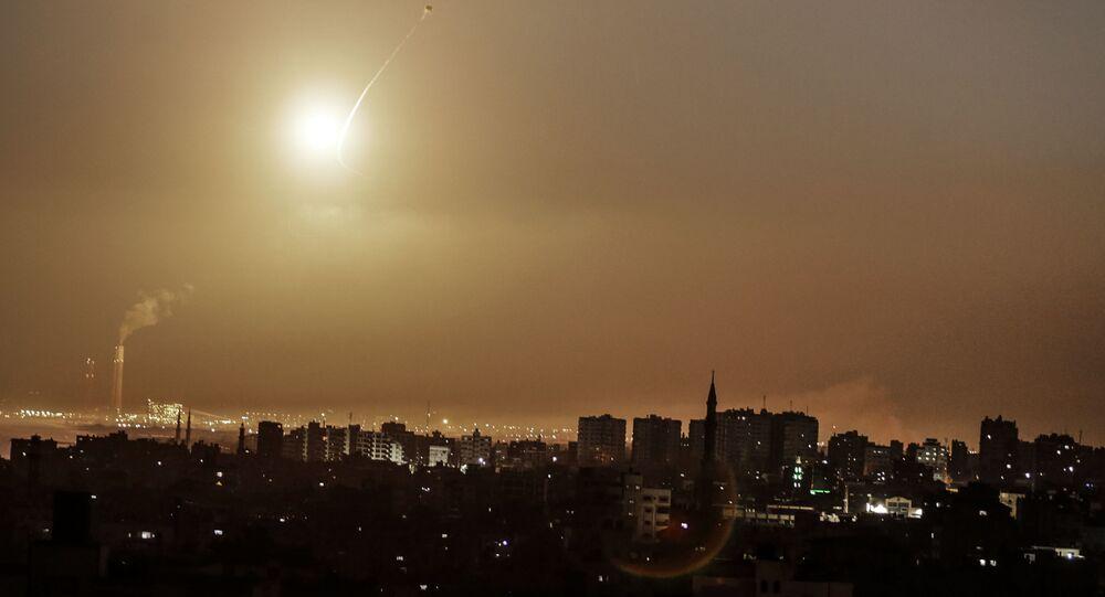 System obrony powietrznej Izraela Żelazna Kopuła