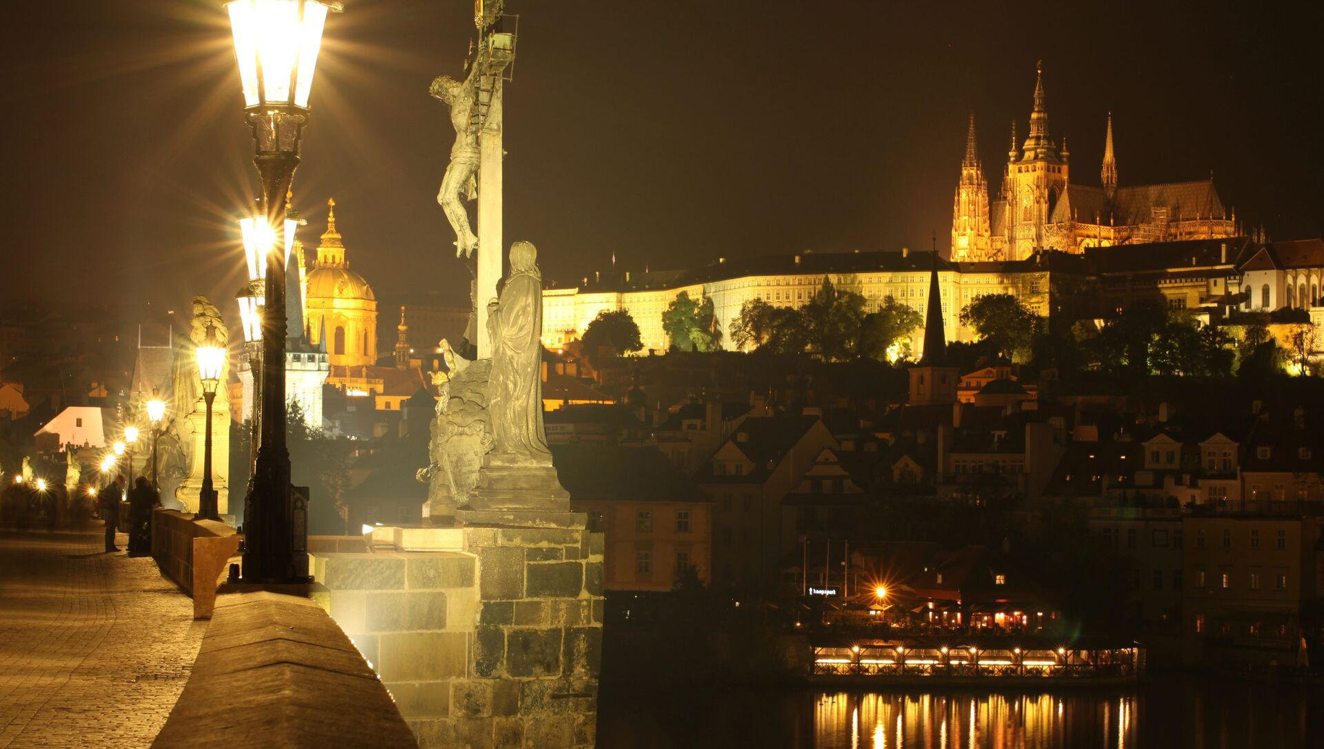 Praga nocą - Sputnik Polska, 1920, 04.05.2021