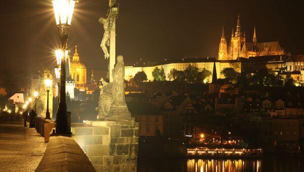 Praga nocą - Sputnik Polska