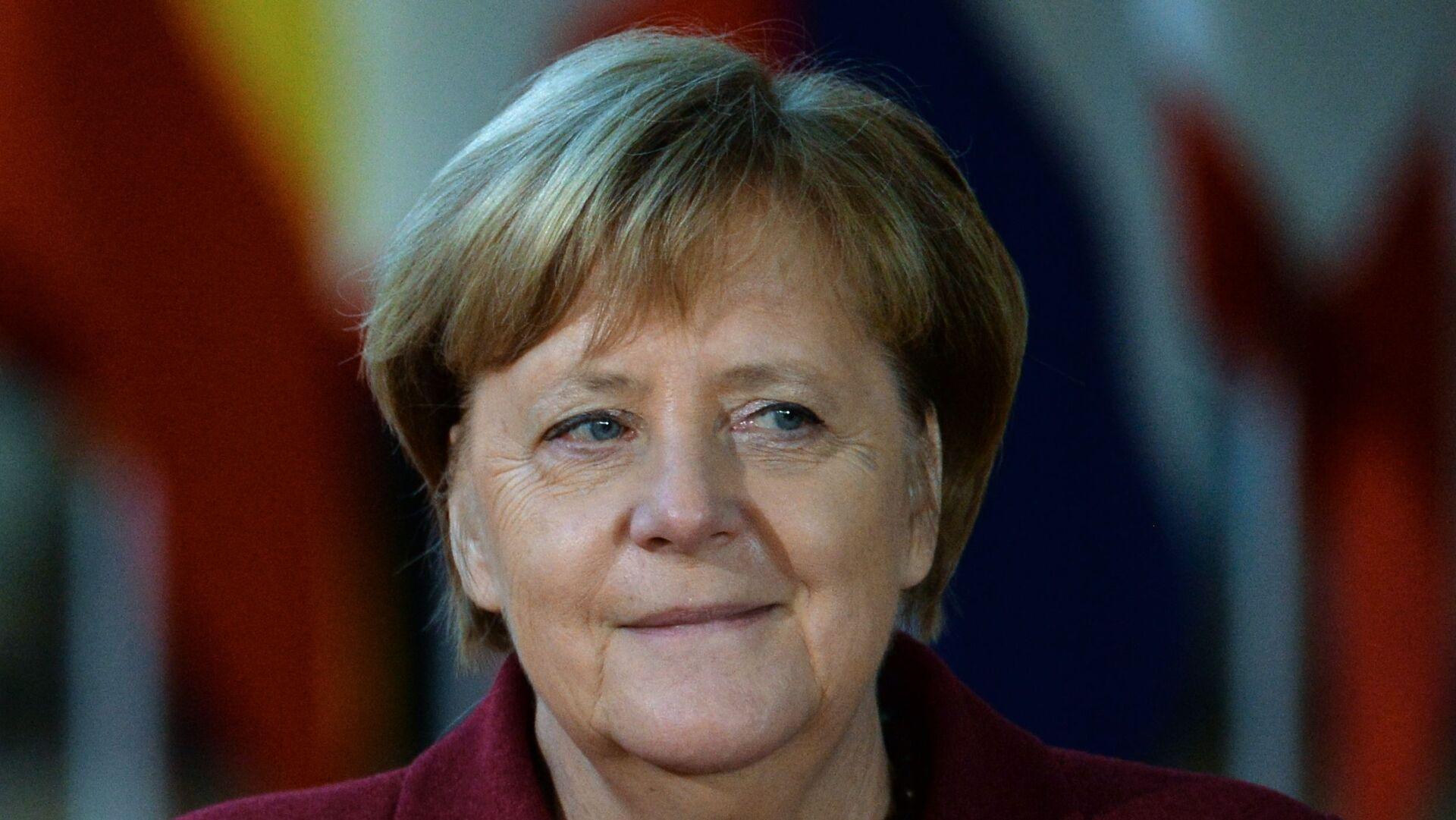 Kanclerz Niemiec Angela Merkel - Sputnik Polska, 1920, 25.06.2021