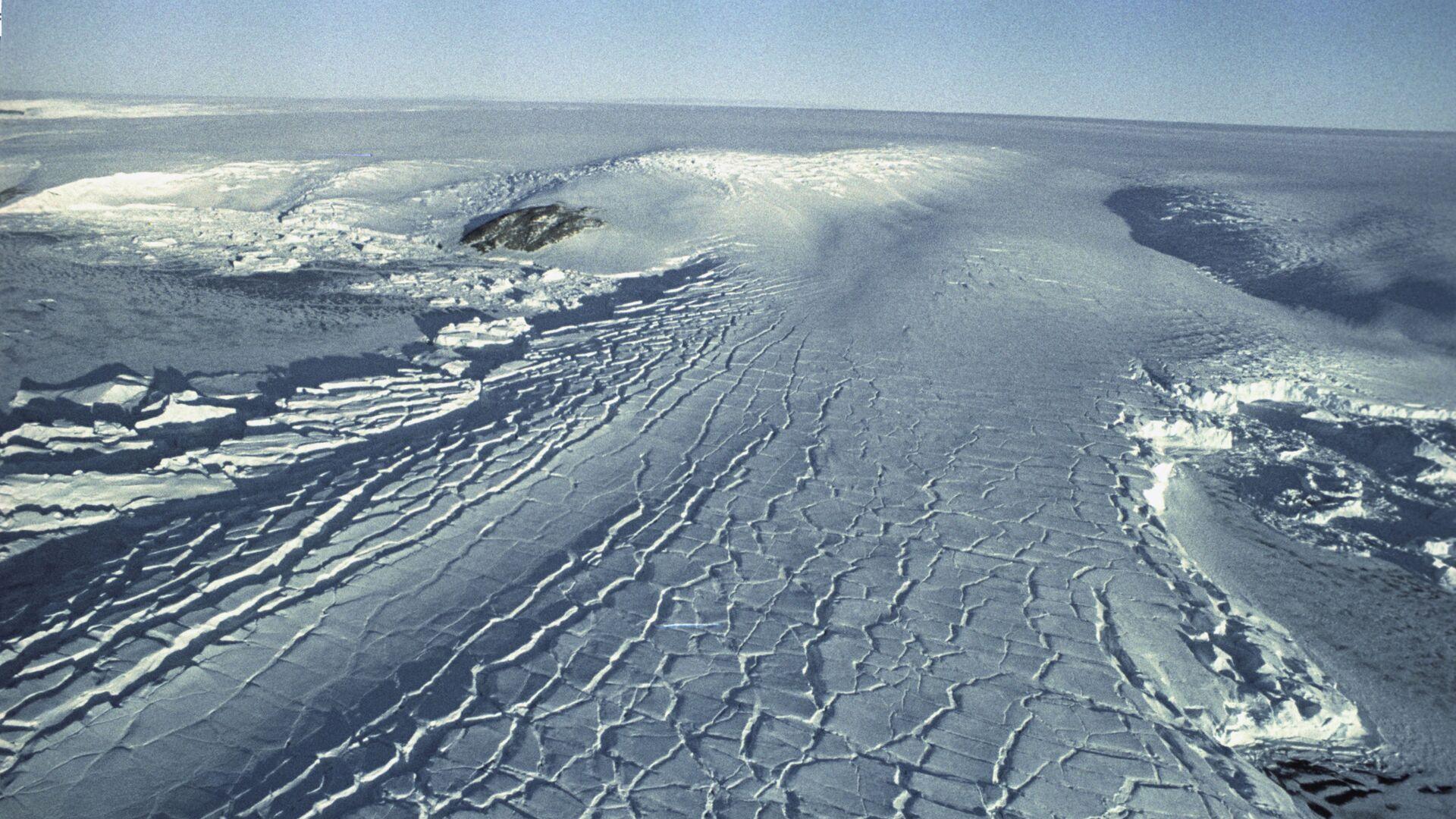Kopuła lodowa na Antarktydzie  - Sputnik Polska, 1920, 03.04.2021
