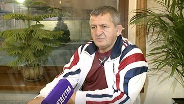 Abdulmanap Nurmagomedov - Sputnik Polska