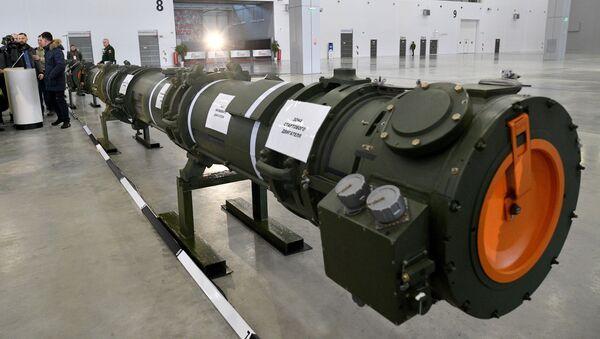 Rosyjski pocisk 9M729 - Sputnik Polska
