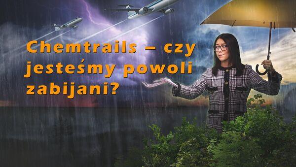 Smugi chemiczne - Sputnik Polska