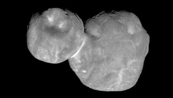 Najbardziej szczegółowe zdjęcie Ultima Thule wykonane przez New Horizons - Sputnik Polska