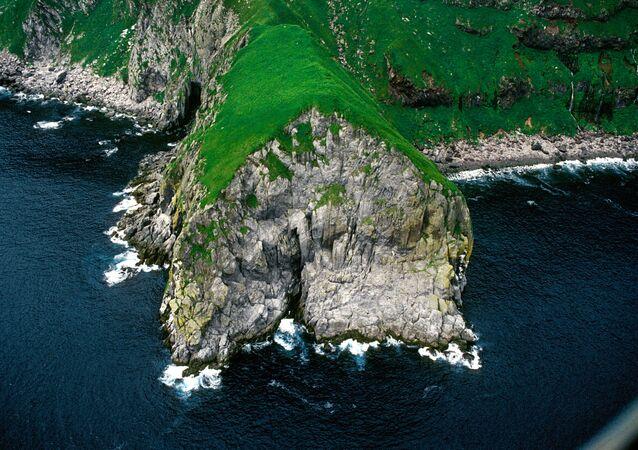 Курильские острова, остров Итуруп