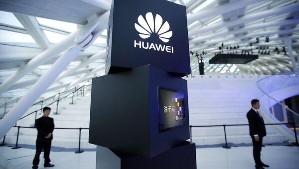 Huawei (Logo) - Sputnik Polska