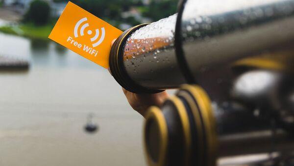 Bezpłatne Wi-Fi - Sputnik Polska