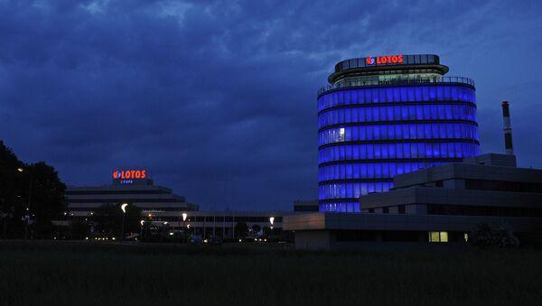 Budynek siedziby głównej Grupy LOTOS S.A., Gdańsk - Sputnik Polska