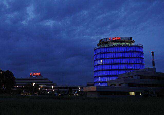 Budynek siedziby głównej Grupy LOTOS S.A., Gdańsk