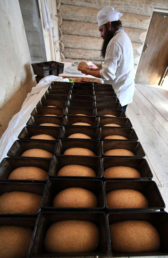 Piekarnia Chleb Ojciec w tajdze