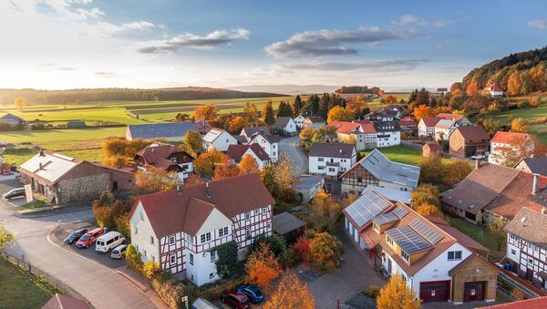 Niemiecka wieś - Sputnik Polska