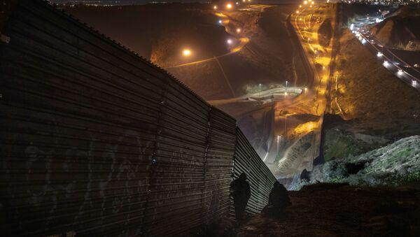 Granica USA i Meksyku - Sputnik Polska