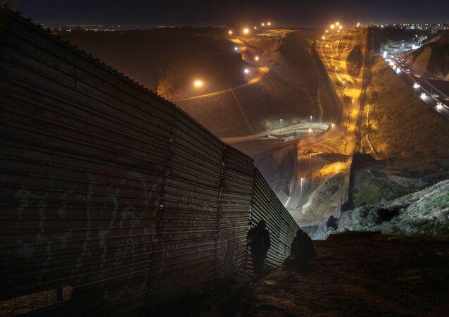 Granica USA i Meksyku