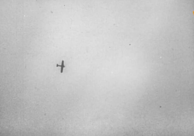 Pilot testowy Walerij Czkałow