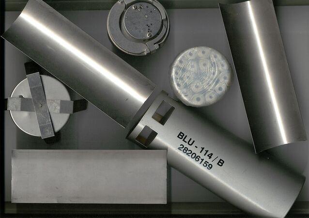 Bomba grafitowa BLU-114/B