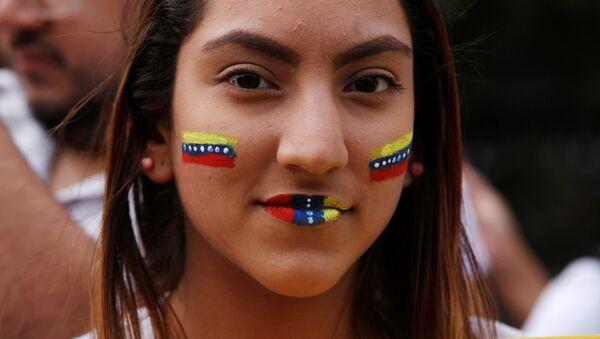 Unia Europejska i Urugwaj wspólnie omówią sytuację w Wenezueli - Sputnik Polska