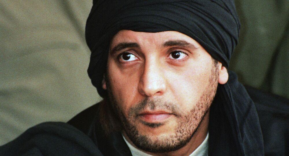 Hanibal al-Kaddafi