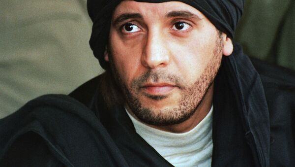 Hanibal al-Kaddafi - Sputnik Polska