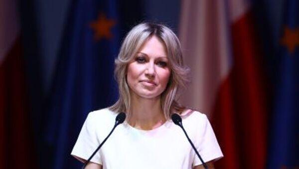 Magdalena Ogórek - Sputnik Polska