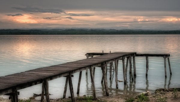 Jezioro Peten Itza, Gwatemala - Sputnik Polska