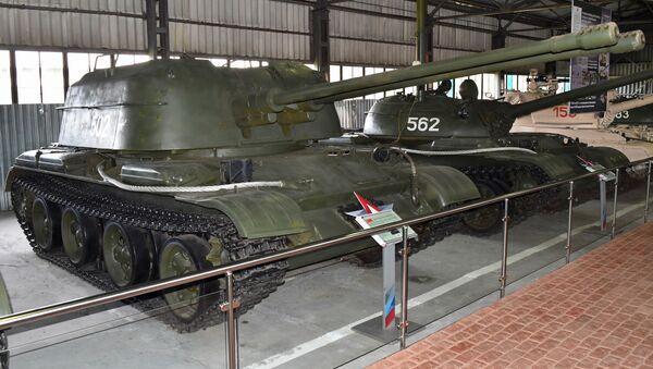 ZSU-57-2 - Sputnik Polska