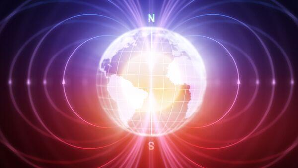 Pola magnetyczne Ziemi - Sputnik Polska