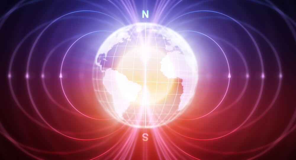 Pola magnetyczne Ziemi