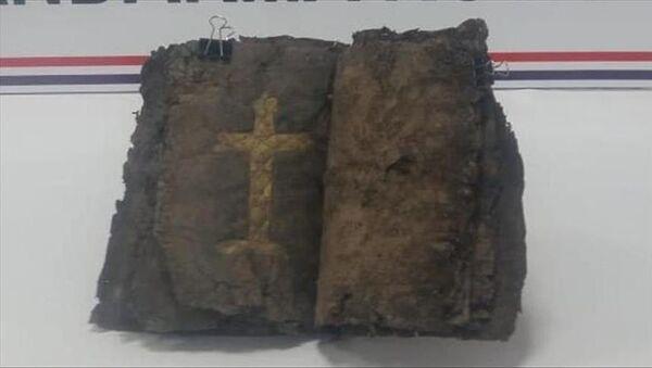 W Turcji znaleziono starożytną Biblię, może liczyć 1200 lat - Sputnik Polska