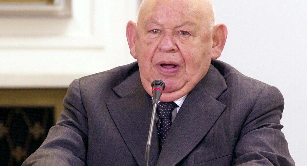 Były sekretarz rządu Wojciecha Jaruzelskiego i redaktor naczelny tygodnika NIE Jerzy Urban