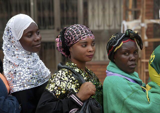 Kobiety z Ugandy
