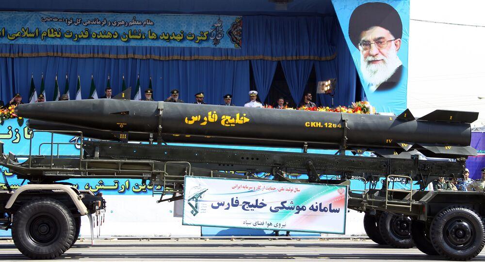 Irańskie wieloprowadnicowe wyrzutnie rakietowe Fars