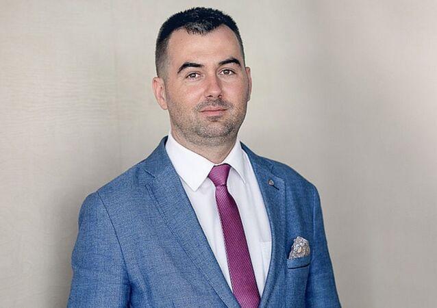 Rzecznik prezydenta RP Błażej Spychalski