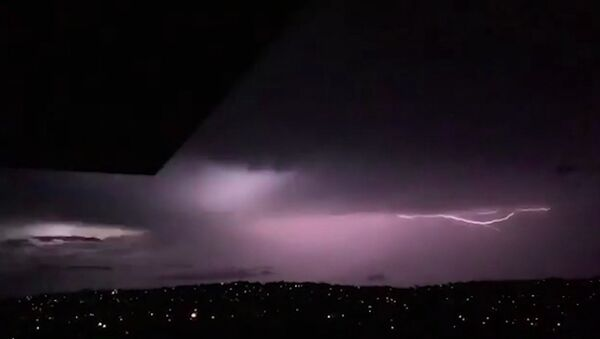 Burza w Sydney - Sputnik Polska