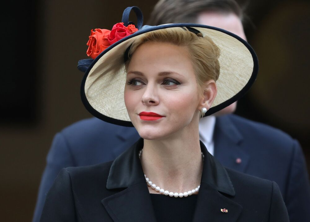 Charlene, księżna Monako