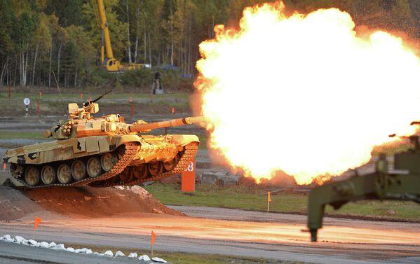 Występy podczas otwarcia 10. Międzynarodowych Targów Wojskowych Russia Arms Expo - Sputnik Polska