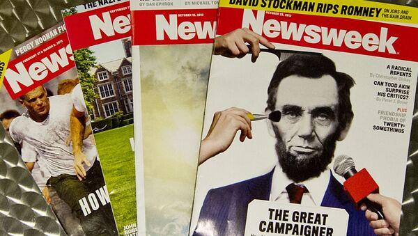 Newsweek - Sputnik Polska