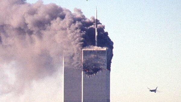 Zamachy terrorystyczne 11 września w Nowym Jorku - Sputnik Polska